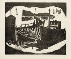 Pier and Way [early state] (1936)